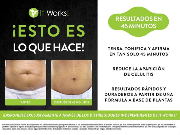 It works wraps ireland