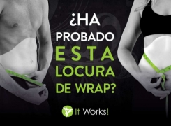 Wraps los Parches de It Works